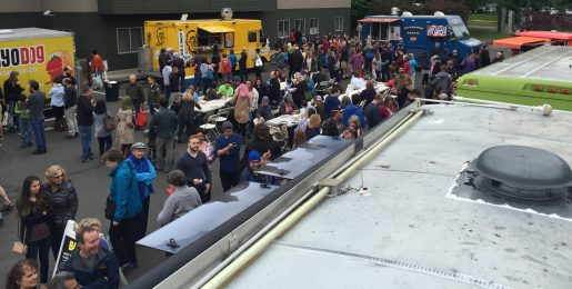 Food Truck Rodeo - Opening Day