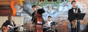 A Jazz'n'Boogie-Woogie Weekend