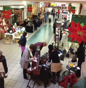 Past Indoor Holiday Crafts Fair